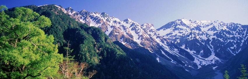 Découverte des Alpes japonaises