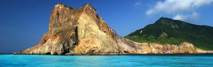 Voyage entre les paysages de montagnes et plages à Taïwan