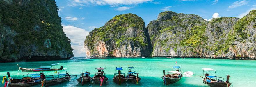 Voyages d'exception : découvrez le sud de la Thaïlande